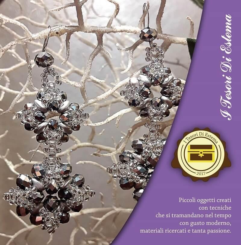 Catalogo I Tesori di Estema 2018 - Gioielli, decorazioni e idee regalo fatte a mano a Verona
