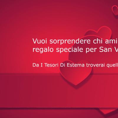 Gioielli realizzati a mano e Idee regalo fatte a mano per San Valentino a Verona